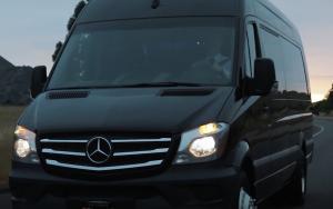 elegant fleet 12-14 Mercedes Sprinter Limo